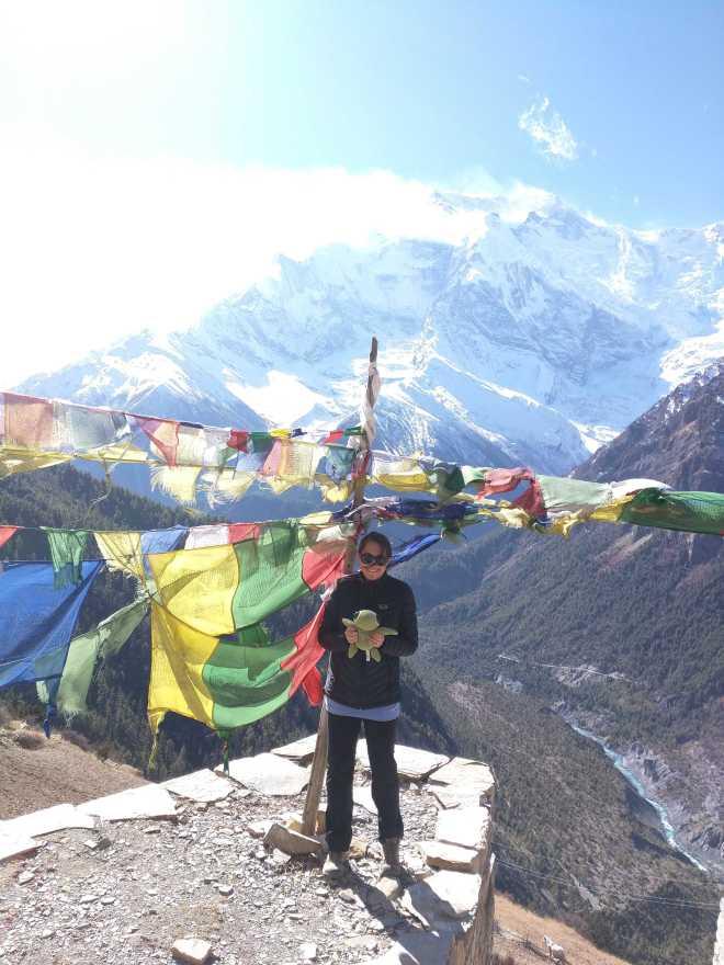 Annapurna 6 - 8