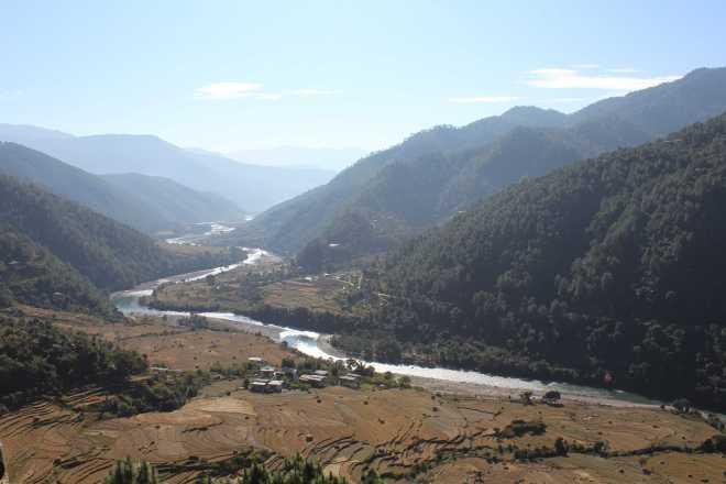 Bhutan, Nov 23 - 8