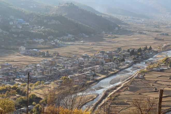 Bhutan, Nov 24 - 8