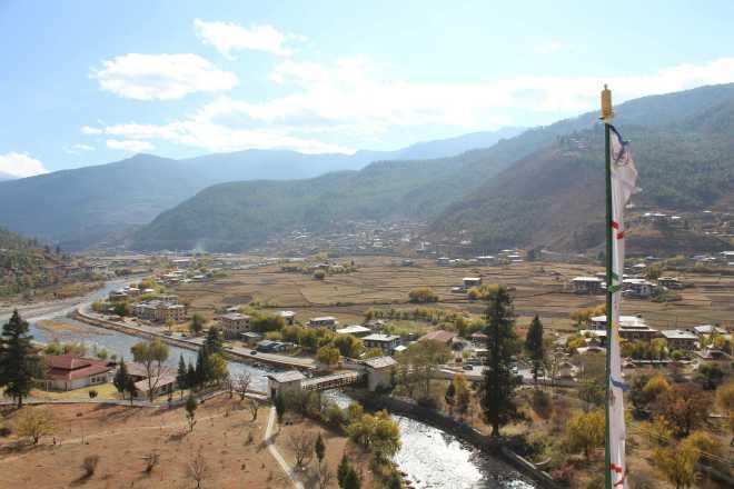 Bhutan, Nov 26 - 8
