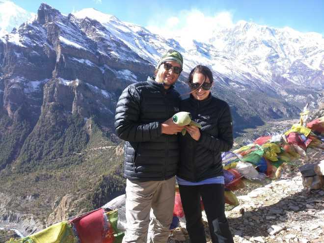 Annapurna 6 - 9