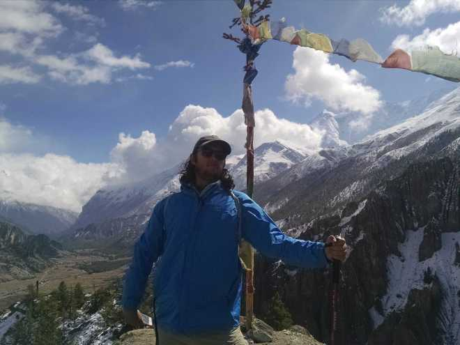 Annapurna 7 - 9