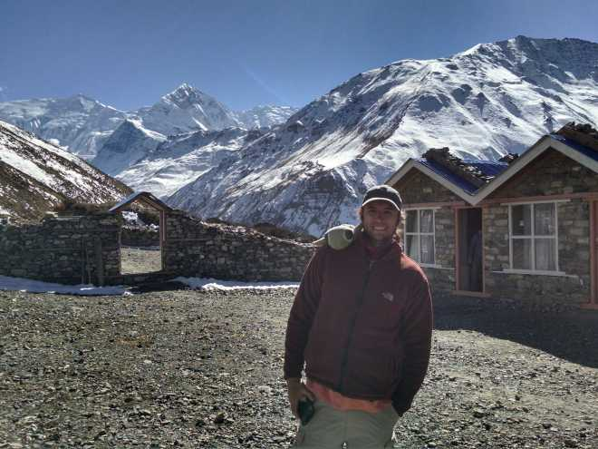 Annapurna 8 - 9