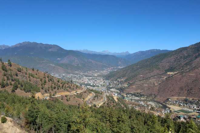 Bhutan, Nov 20 - 9