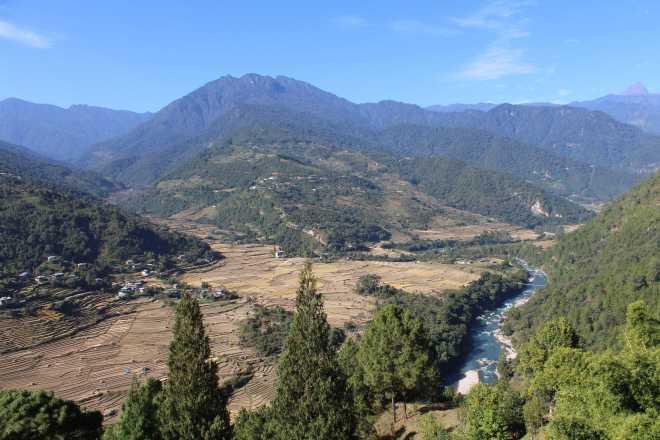 Bhutan, Nov 23 - 9