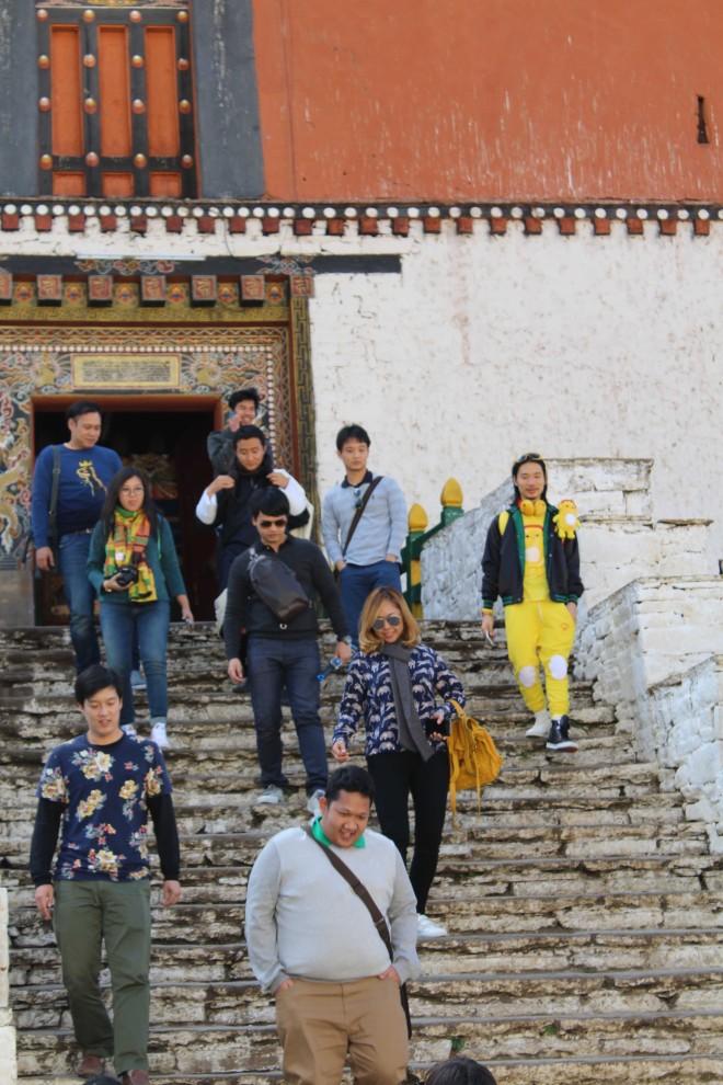 Bhutan, Nov 26 - 9
