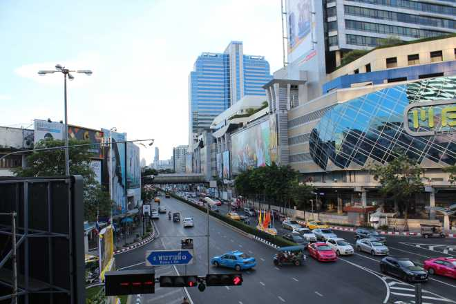 Bangkok, Post 1 - 10