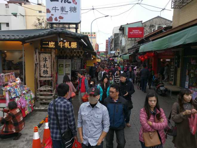 Taiwan 1, Lukang - 1