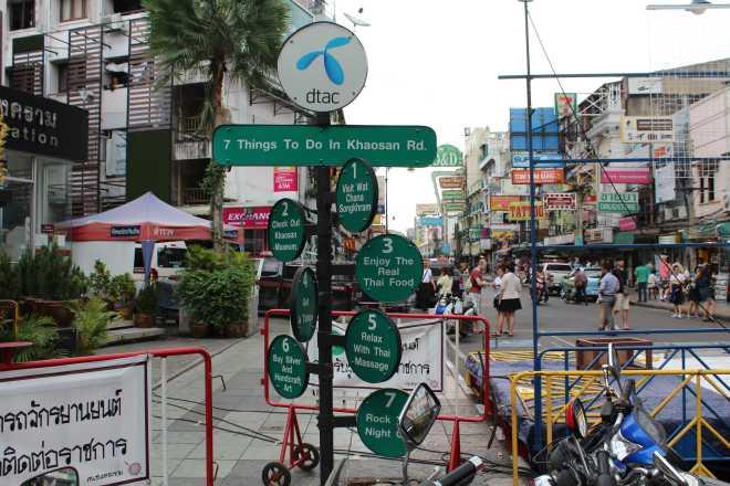Bangkok, Post 1 - 12