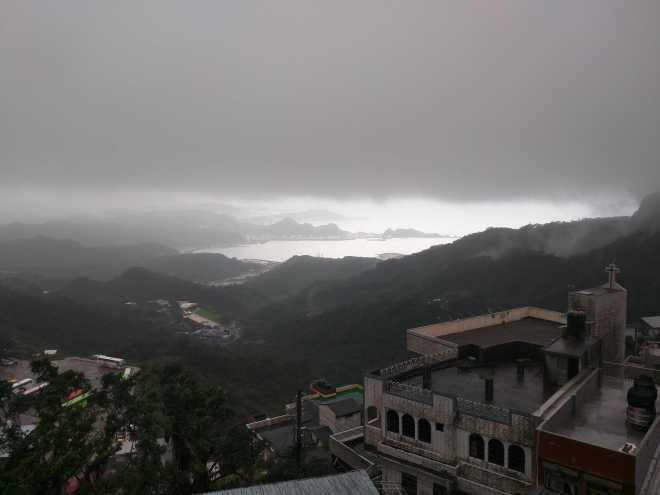 Taiwan 4, Jiufen - 1