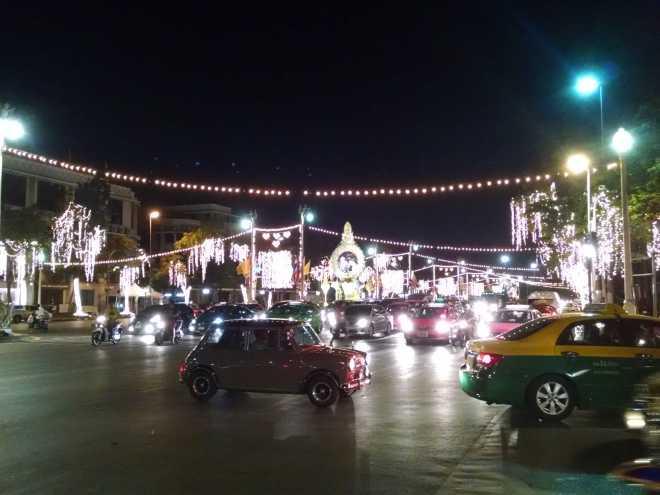 Bangkok, Post 1 - 1