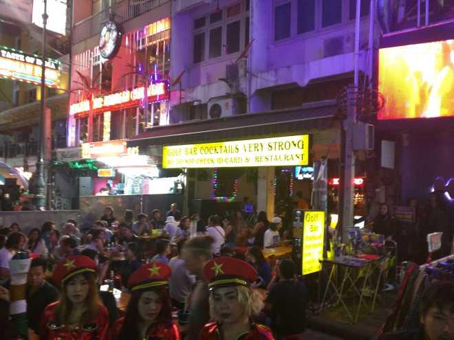 Bangkok, Post 1 - 15