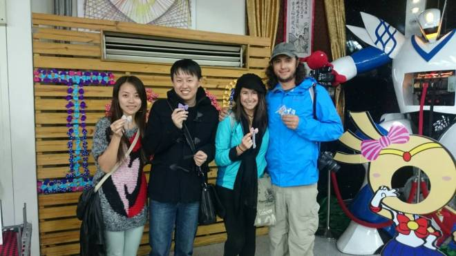 Taiwan 1, Lukang – 18