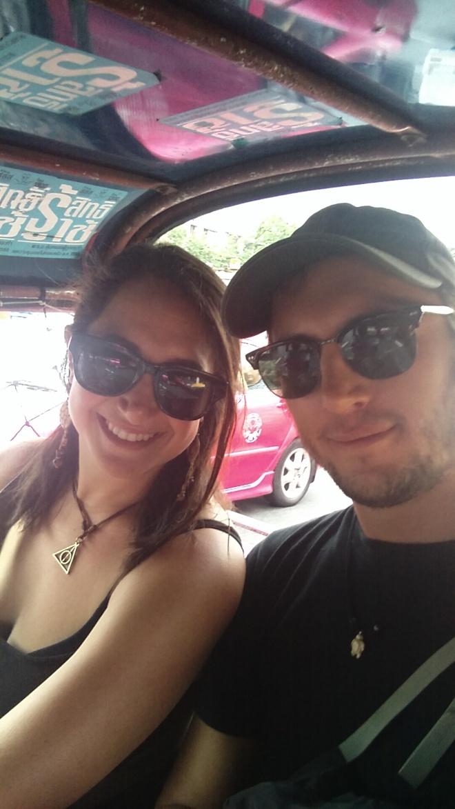 Bangkok, Post 1 – 19