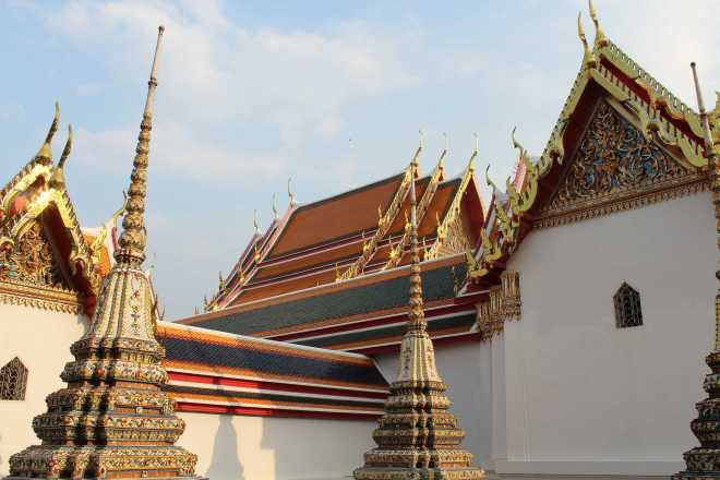 Bangkok, Post 1 - 26