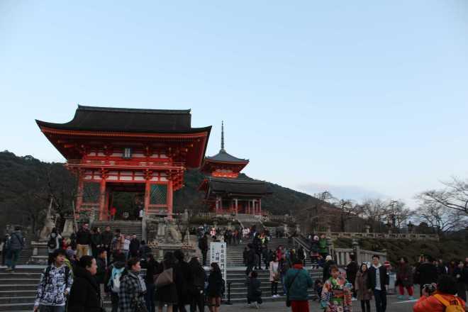 Kyoto 1, Kiyomizu-dera - 2