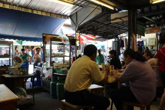 Bangkok, Post 1 - 3