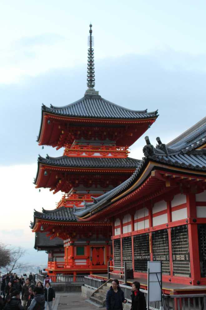 Kyoto 1, Kiyomizu-dera - 3