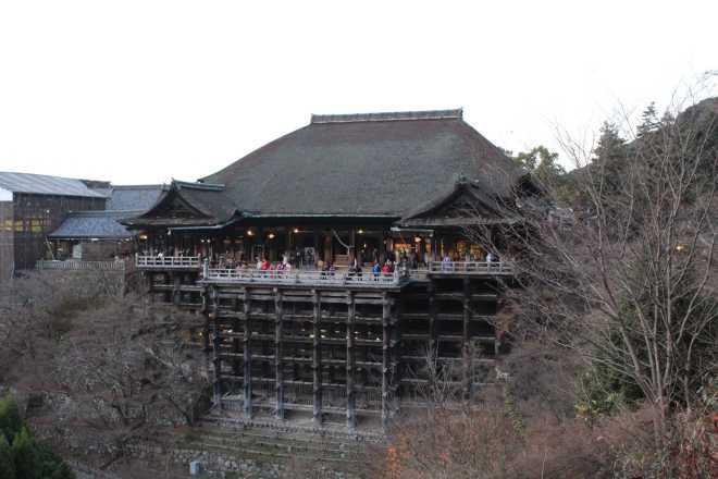 Kyoto 1, Kiyomizu-dera - 4