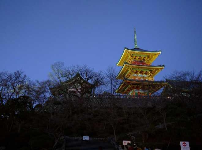 Kyoto 1, Kiyomizu-dera - 7