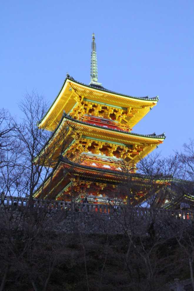 Kyoto 1, Kiyomizu-dera - 8