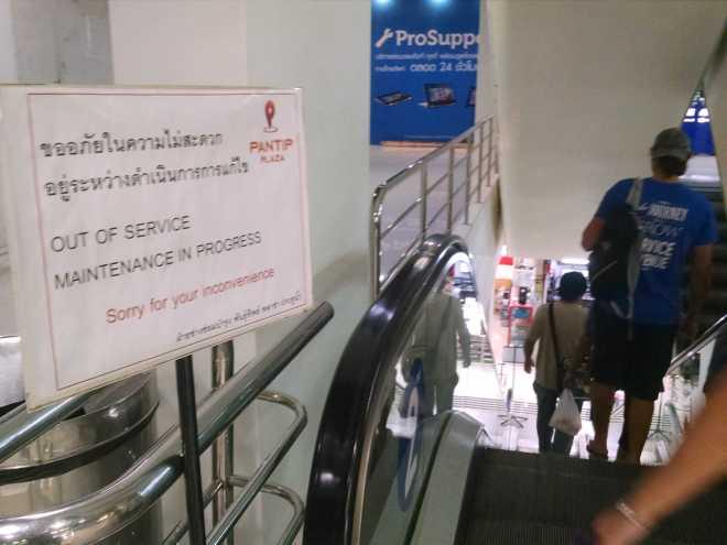 Bangkok, Post 1 - 9