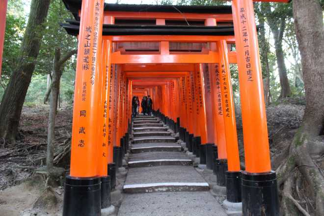 Kyoto, Part 2, Fushimi-inari tashi - 10