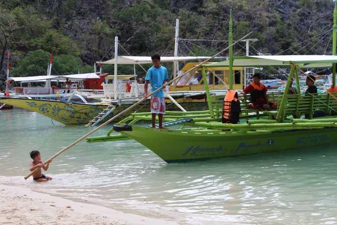 Coron, Island Hopping - 10