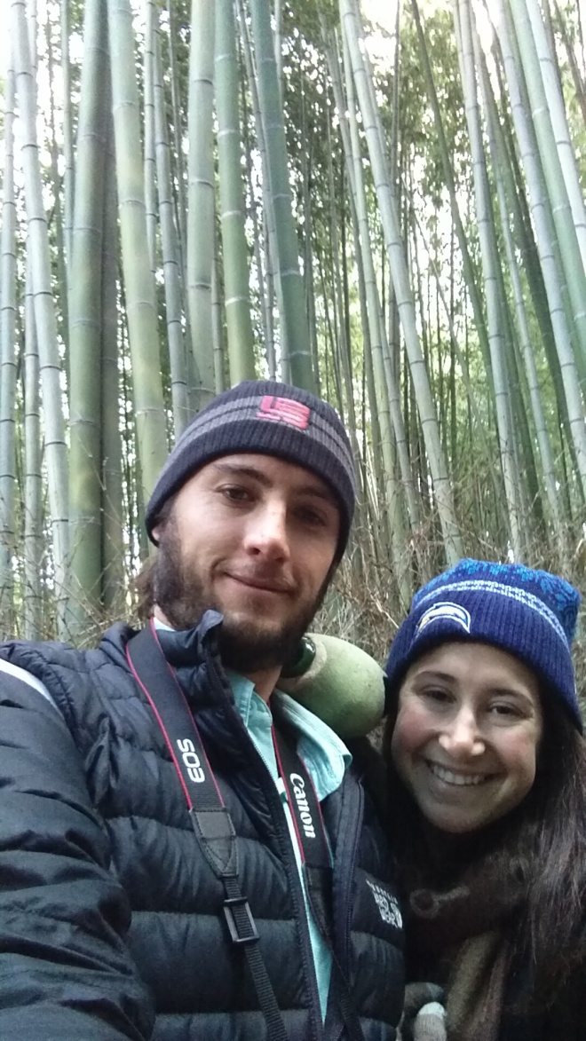 Kyoto, Part 2, Bamboo Forest – 10
