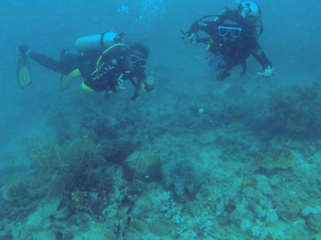 Coron, Shipwreck Diving – 12