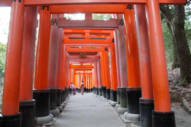 Kyoto, Part 2, Fushimi-inari tashi - 12