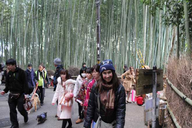 Kyoto, Part 2, Bamboo Forest - 12