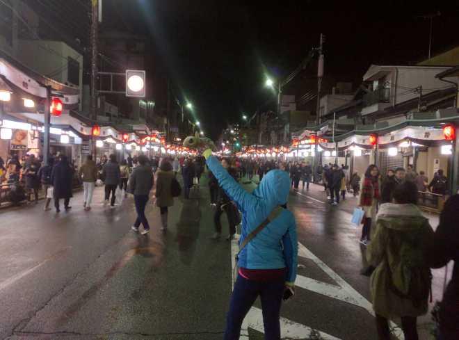 Kyoto, Part 2, NYE - 13