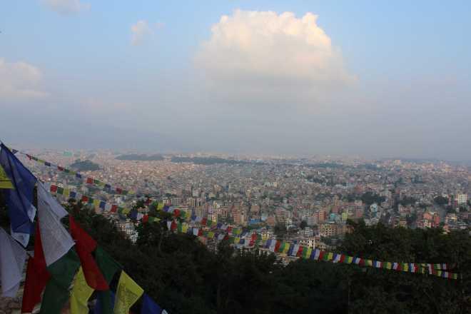 Kathmandu 1, Swayambhunath - 14