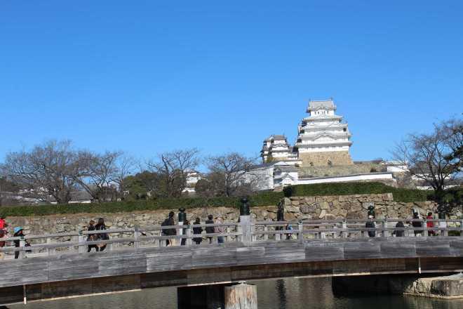 Kyoto, Part 2, Himeji Castle - 1