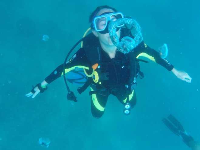 Coron, Shipwreck Diving - 15