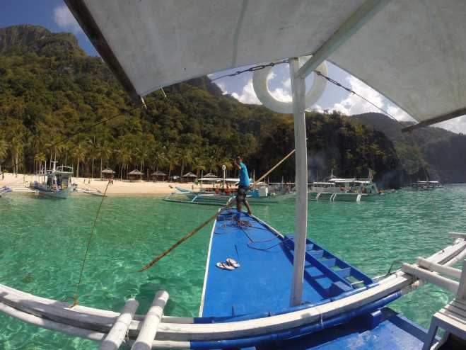 El Nido, Island Hopping - 16