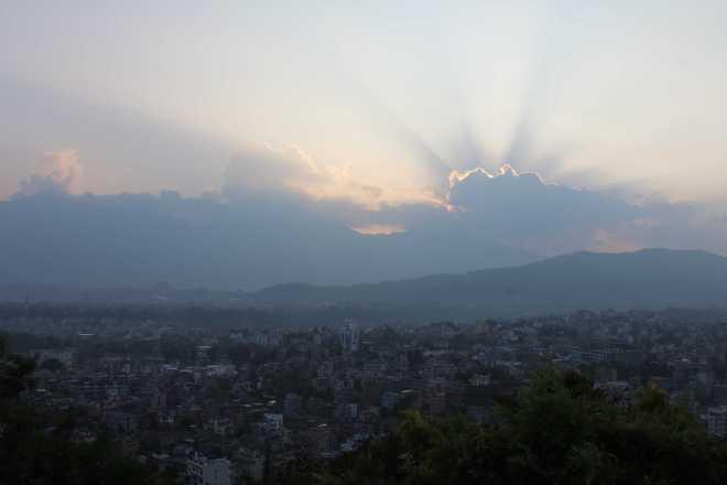 Kathmandu 1, Swayambhunath - 17