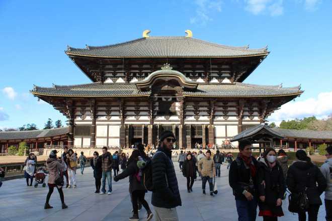 Kyoto, Part 2, Nara - 17