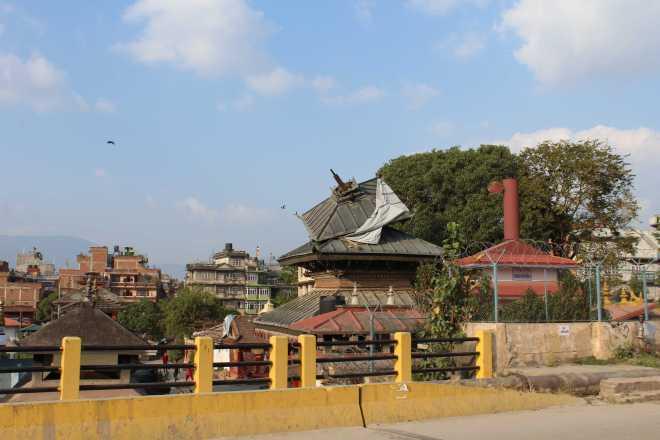 Kathmandu 1, Swayambunath - 1
