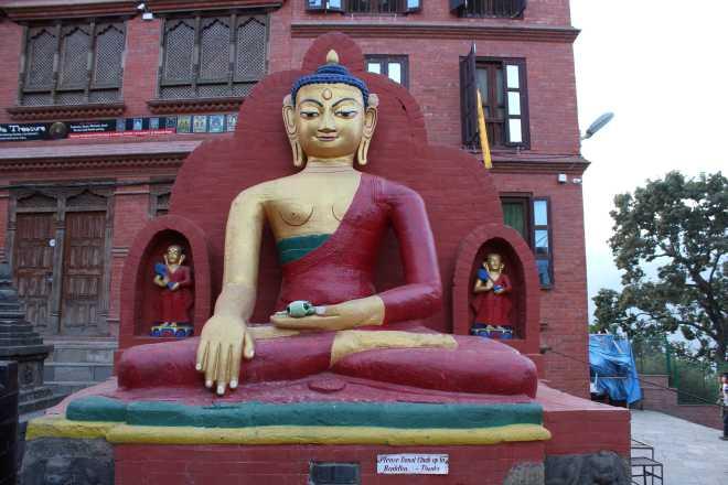 Kathmandu 1, Swayambhunath - 18