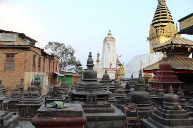 Kathmandu 1, Swayambhunath - 19