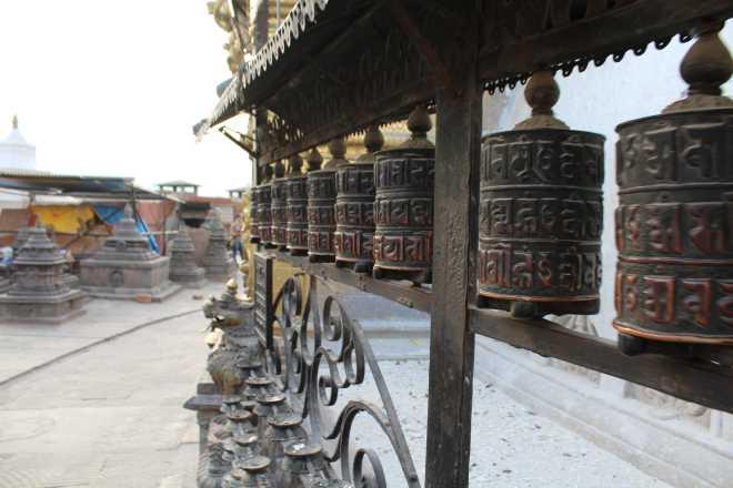 Kathmandu 1, Swayambhunath - 20