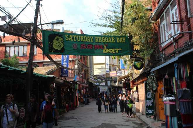 Kathmandu 1, Thamel - 2
