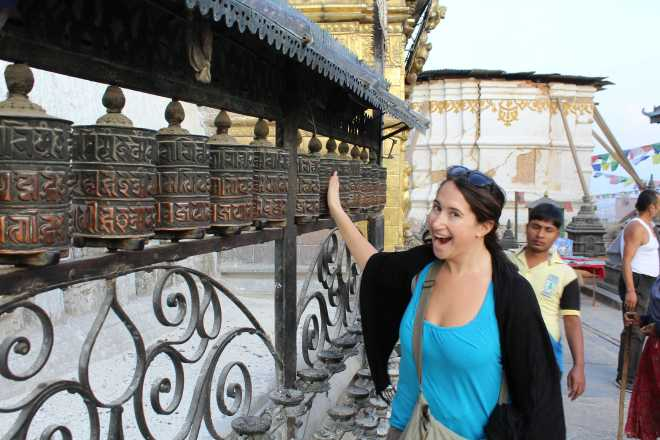 Kathmandu 1, Swayambhunath - 21