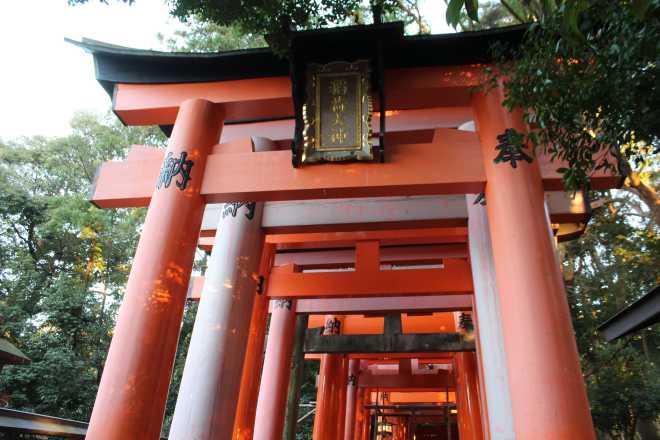 Kyoto, Part 2, Fushimi-inari tashi - 2
