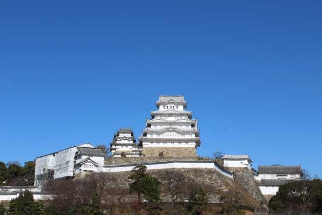 Kyoto, Part 2, Himeji Castle - 2