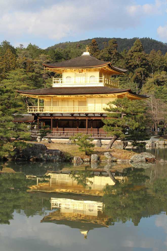 Kyoto, Part 2, Kinkaku-ji - 3