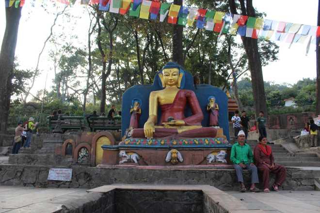 Kathmandu 1, Swayambhunath - 3