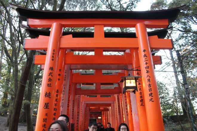 Kyoto, Part 2, Fushimi-inari tashi - 4